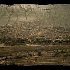 Jerusalem ©IL 2012 / mixed media 20x40